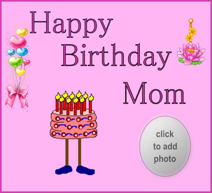 Imikimi Birthday Photo Frame For Mother Lajulak Org