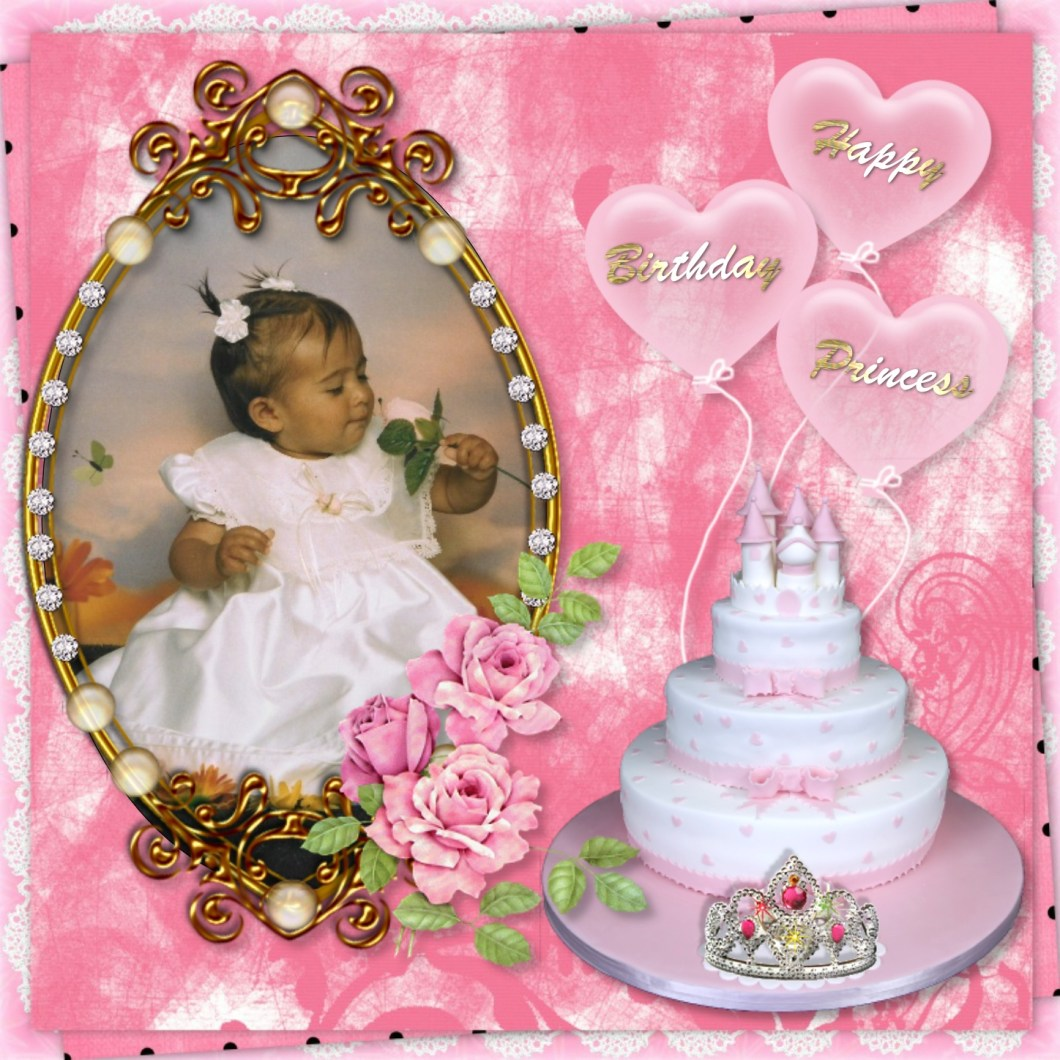 Imikimi Happy Birthday Frames For Daughter Siteframes