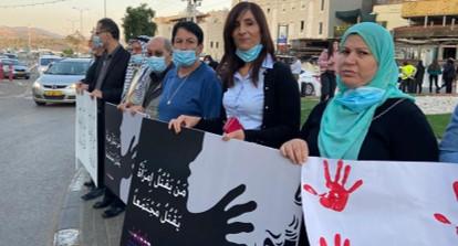 """ח""""כ תומא-סלימאן: קיים חשש שרוצח האישה בעראבה ימשיך בפשעיו"""