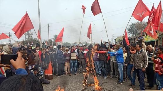 ידיד נוסף של נתניהו בצרות: המרד של חקלאי הודו נגד ממשלת מודי הימנית