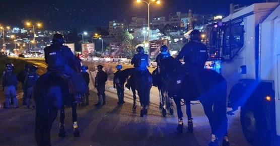 הוארך מעצרם של שני מפגינים שלקחו חלק במחאה באום אל-פחם