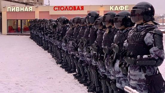 רוסיה בלי פוטין: אלפי מפגינים נעצרו בידי המשטרה במוסקבה ובערים נוספות
