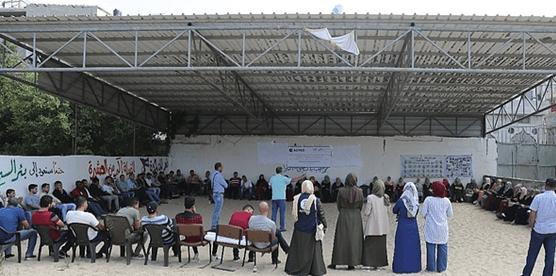 חיסונים לכל: דיון על חובות ישראל כלפי האוכלוסייה הפלסטינית בשטחים הכבושים