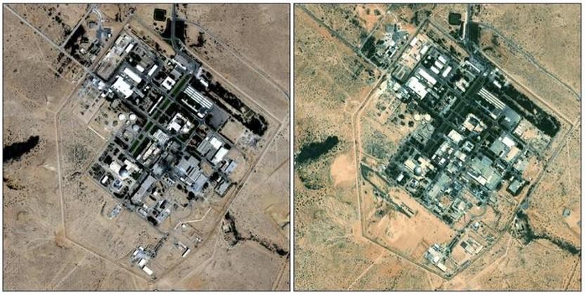 עיתון בריטי חושף: ישראל מרחיבה את הקריה למחקר גרעיני בדימונה