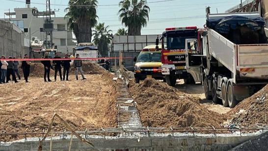 עובד נהרג באתר בנייה – 17 שנה אחרי שאחיו נהרג בתאונה דומה