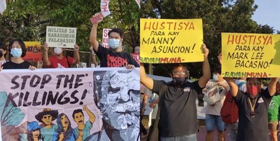 משטרת הפיליפינים רצחה בדם קר תשעה פעילי איגודים מקצועיים קומוניסטים
