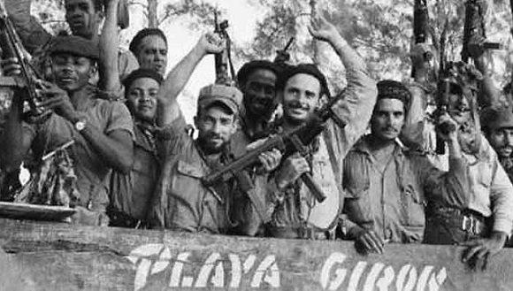 הצו הנשיאותי המורה על הקמת כח פלישה לקובה, הפלישה לקובה והניצחון הקובני