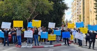 יחריפו צעדים ארגוניים: עובדי בזק בינלאומי שבתו וקיימו אספות הסברה