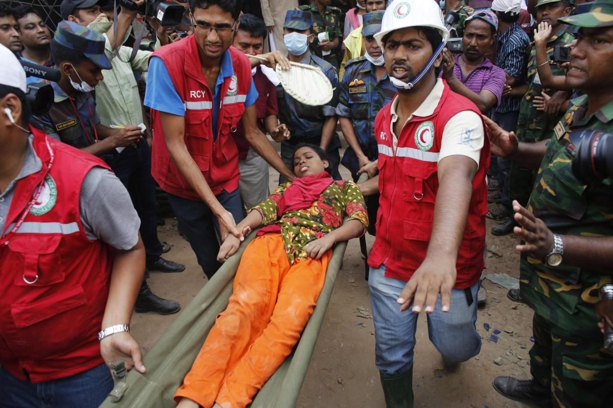 קריסת בניין בבנגלדש, 1,134 הרוגים ו2,500 פצועים: האסון התעשייתי הקשה ביותר