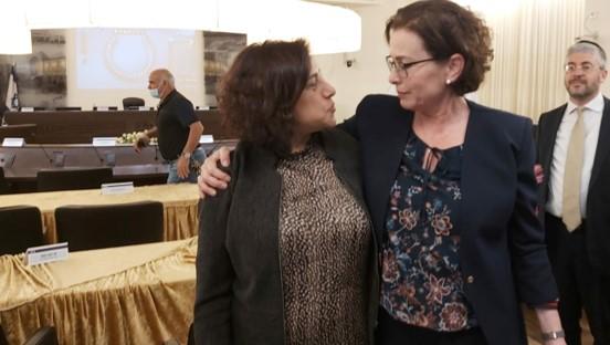 """לראשונה בישראל: שהירה שלבי מסיעת חד""""ש מונתה לסגנית ראשת עיריית חיפה"""