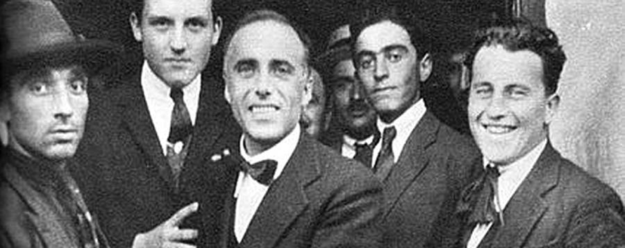 ג'יאקומו מטואטי מנהיג המפלגה הסוציאליסטית האיטלקית נאם היום ב-30 במאי 1924 נגד הפאשיזם האיטלקי