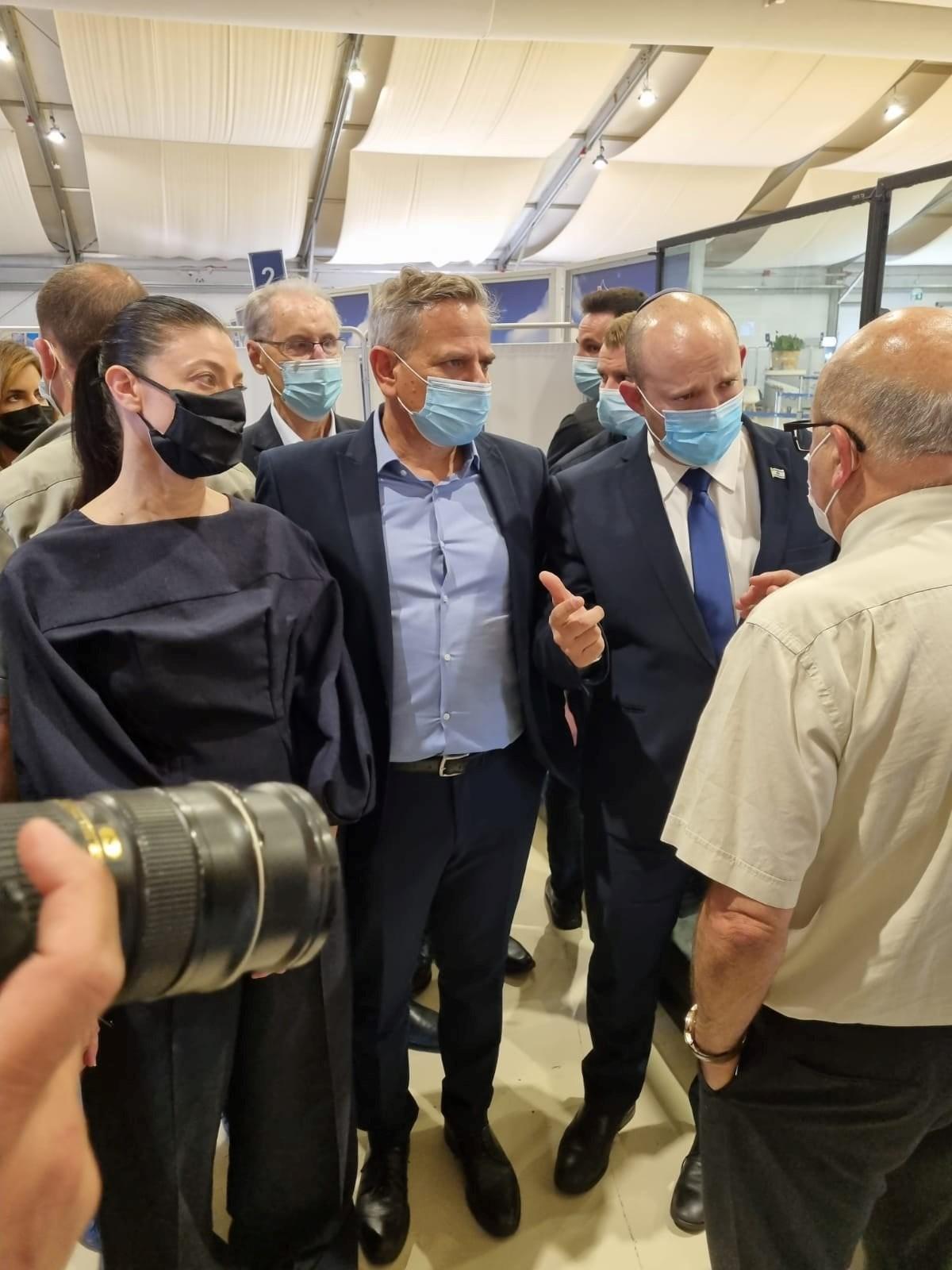 """יו""""ר הסתדרות עובדי המעבדות תוקפת את הממשלה: ההפרטה אחראית למחדל הקורונה בנתב""""ג"""