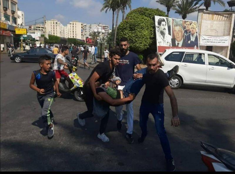 חסימת כבישים והפגנות בערים: גל מחאות בלבנון בגלל החמרת המצב הכלכלי