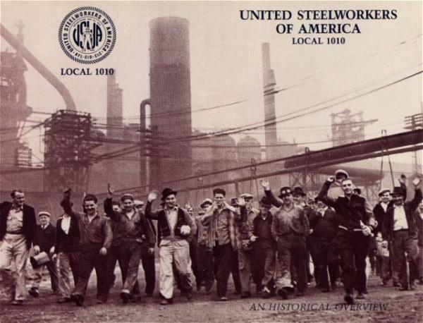 ניצחון לפועלי המתכת ; 2 ביוני 1952 בתי המשפט האמריקאים הכריעו כי הלאמת מפעלי המתכת אינה חוקית