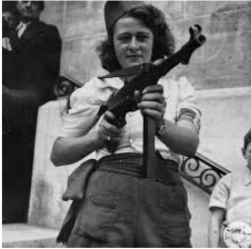 """מבצע ההתקפה של גרמניה הנאצית """"מבצע ברברוסה"""" נפתח היום לפני 80 שנים ; הרזיזנטס בצרפת הכה בנאצים"""