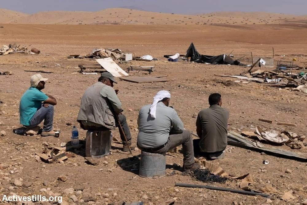 כ-700 פלסטינים נעקרו מבתיהם: מאז תחילת שנה רשויות הכיבוש הרסו 474 מבנים