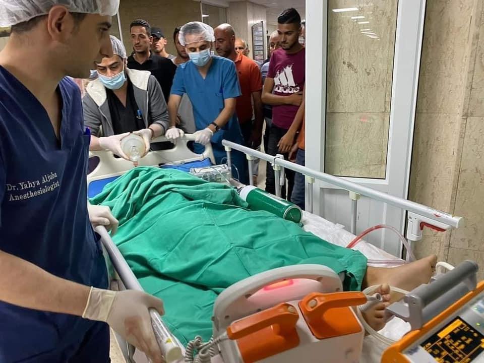 חיילי הכיבוש ירו לעבר רכב של משפחה פלסטינית בבית אומר והרגו ילד בן 11