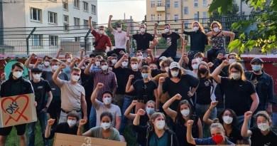 בית הדין החוקתי בגרמניה ביטל את האיסור על הקומוניסטיםלהשתתף בבחירות לפרלמנט