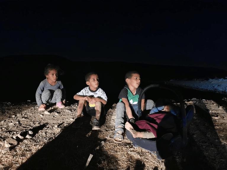 כוחות הכיבוש הרסו את כל מבני חומסה אל־בקייעה; שוב נעקרו 70 בני אדם, 36 מהם ילדים