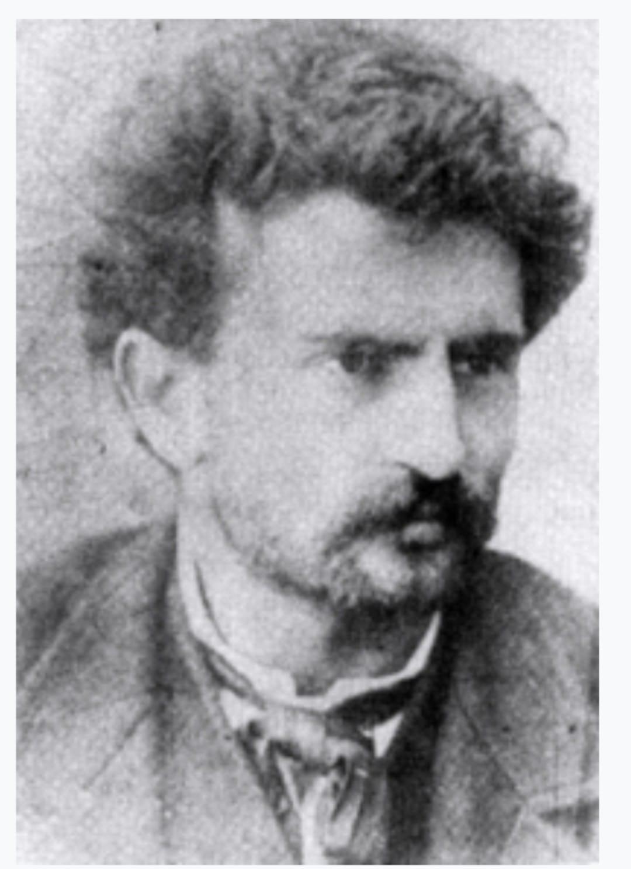 ב-22 ביולי 1934 מת ברומא מכשל נשימתי המהפכן והאנרכיסט אריקו מאלאטסטה