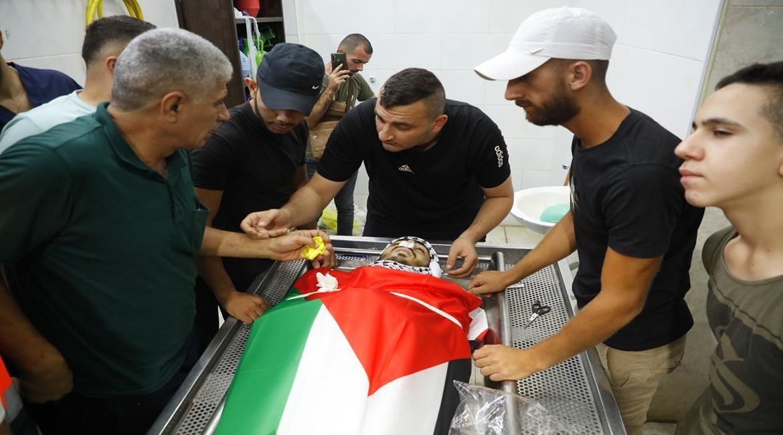"""ארבעה פלסטינים נהרגו בידי כוחות הכיבוש בג'נין; שוטרי מג""""ב חטפו שתי גופות"""