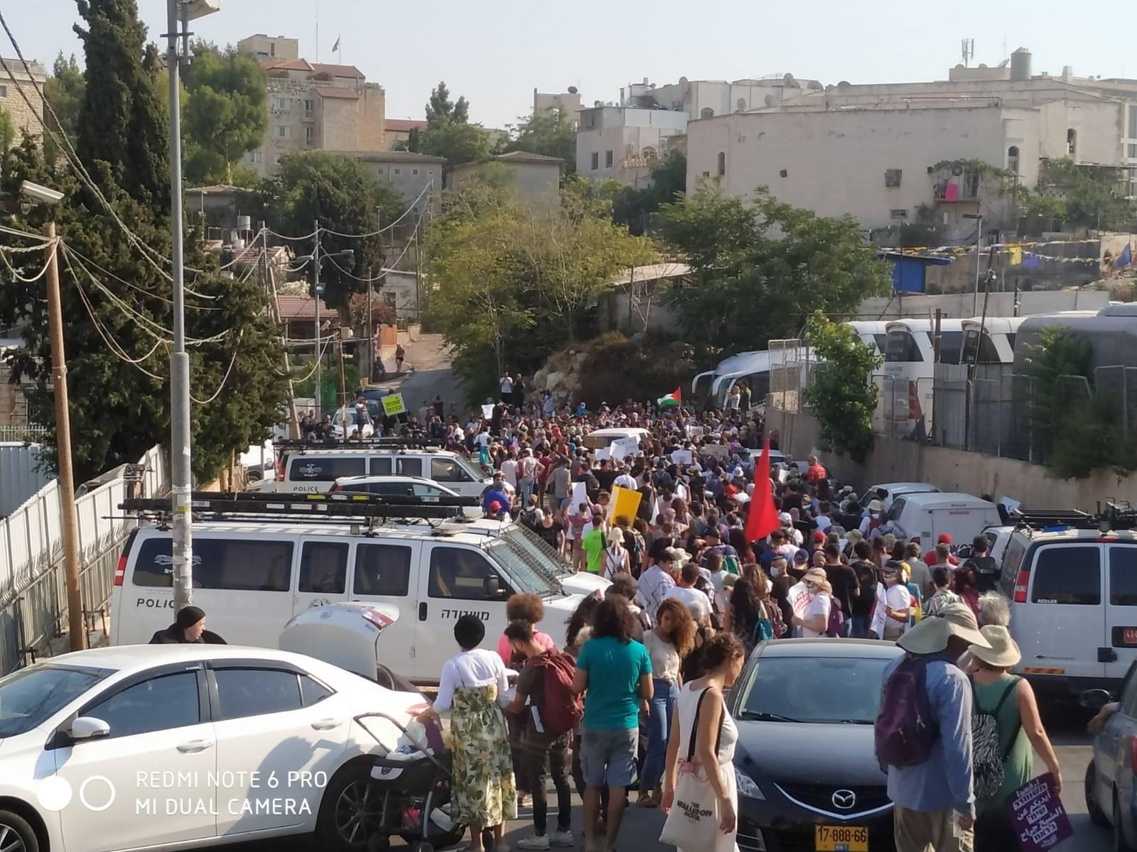 דיון בבית המשפט העליון: סכנה לגירוש ארבע משפחות מבתיהן בשייח' ג'ראח