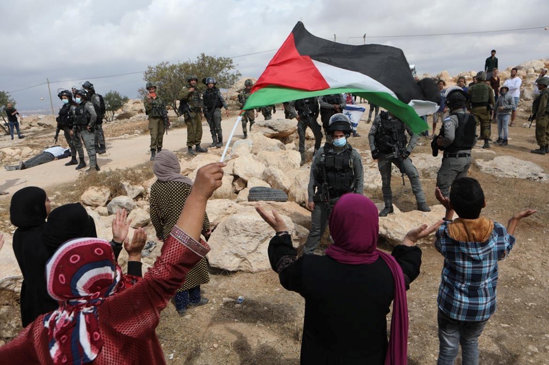 הקורבן השביעי במאבק: פלסטיני בן 28 נהרג מירי חיילי הכיבוש בהפגנה ליד ההתנחלות אביתר