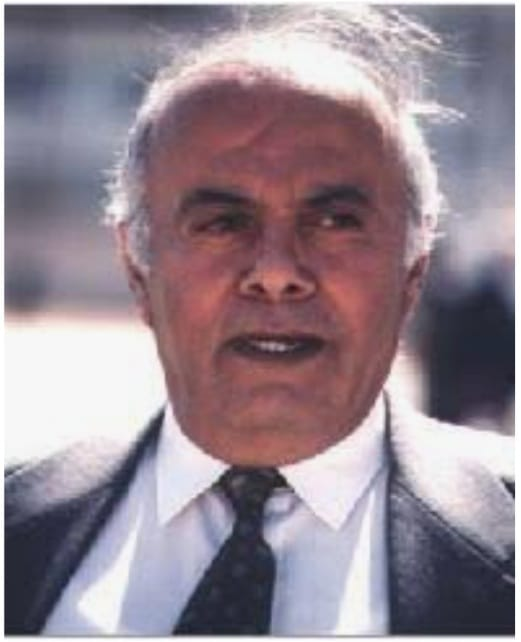 """העיתונאי והמזכ""""ל לשעבר של המפלגה הקומוניסטית הפלסטינית (מפלגת העם) מת ב-9 בספטמבר 20000"""