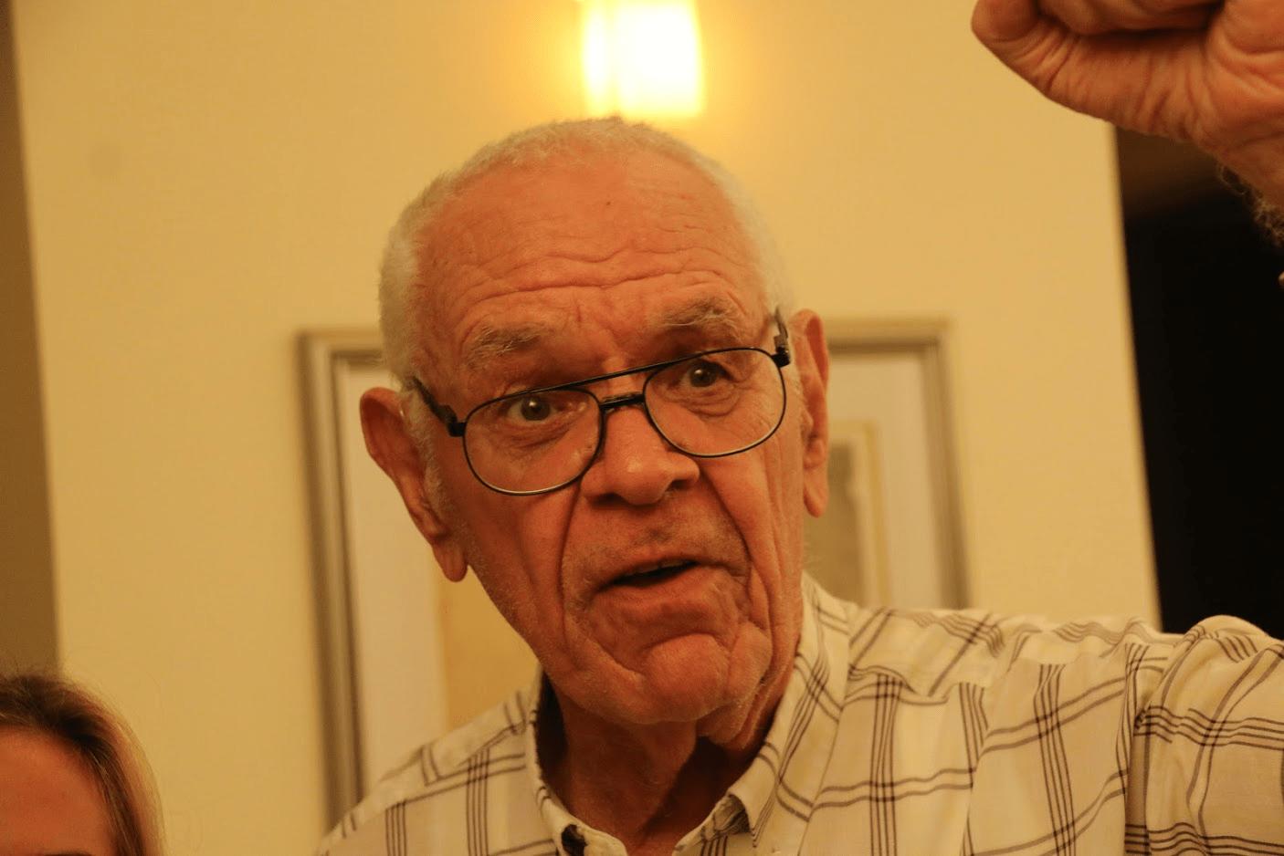 """ביפו ייערך אירוע לזכרו של פעיל חד""""ש הוותיק ראובן קמינר במלאת שנה לפטירתו"""