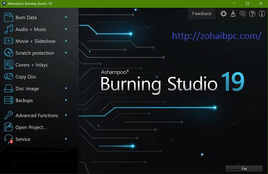 Ashampoo Burning Studio 19.0.3 Serial Key [Crack] Free Download
