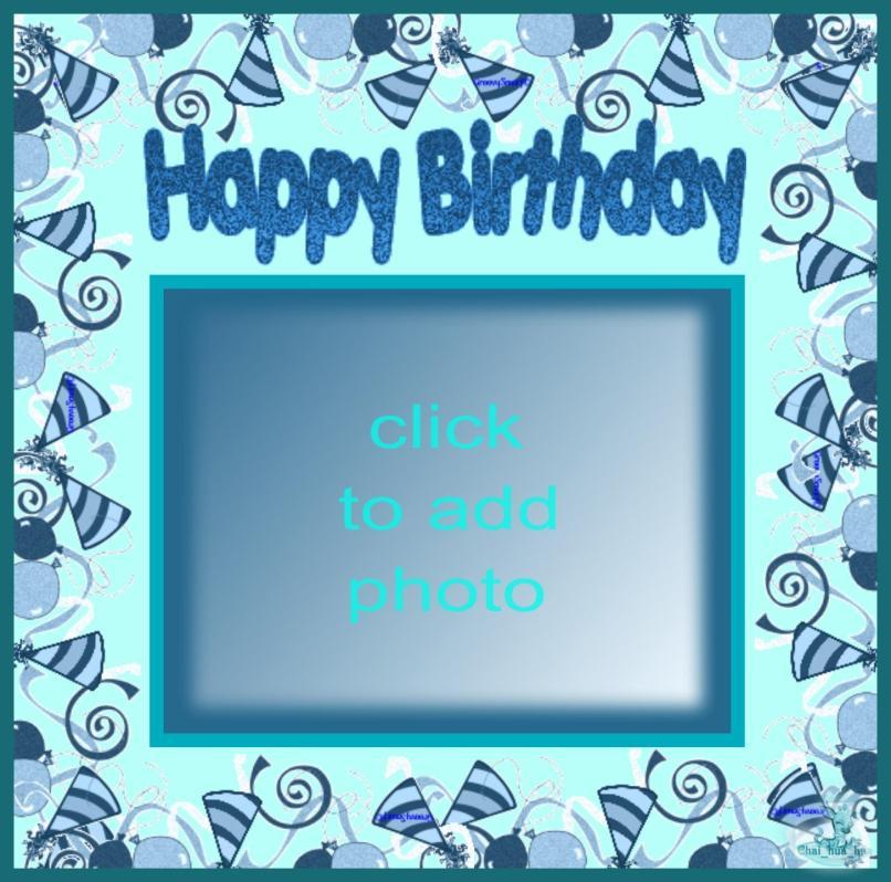 Happy Birthday Free Photo Frame Imikimi | Frameswalls.org