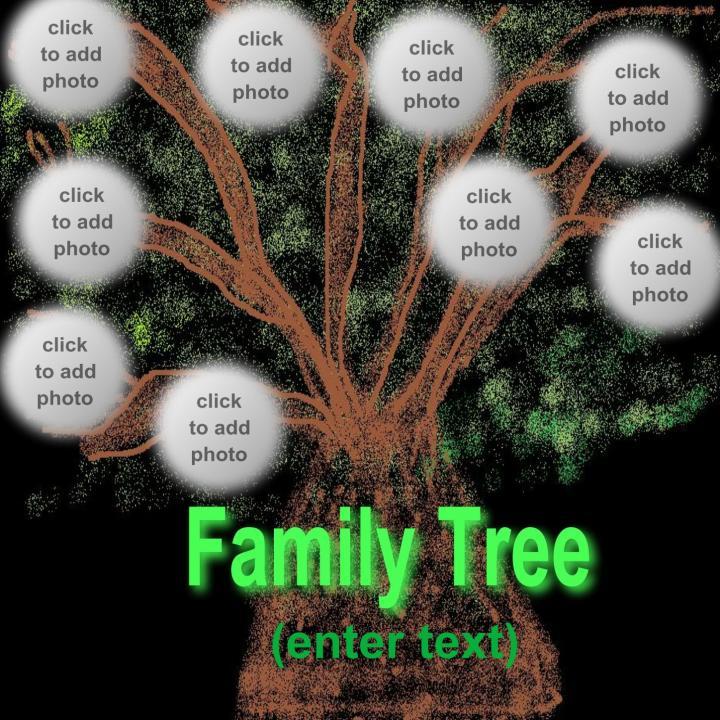 Imikimi Family Tree Frames | Frameswall.co