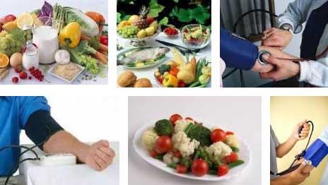 Добрая диета при гипертонии