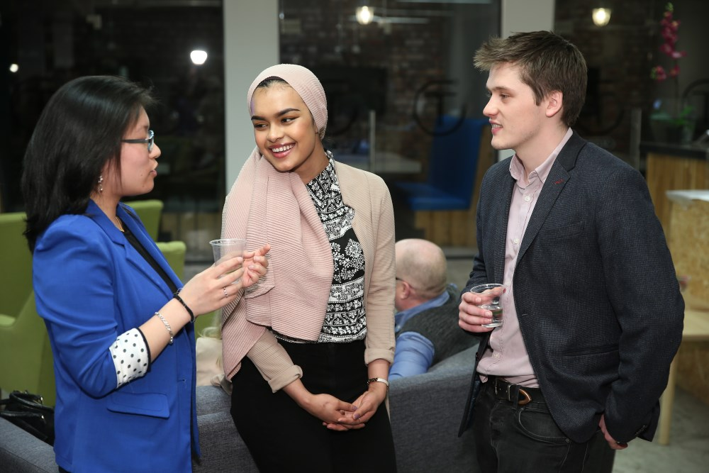 Cardiff students to inspire business leaders