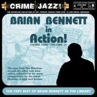 Crime Jazz - Brian Bennett in Action!
