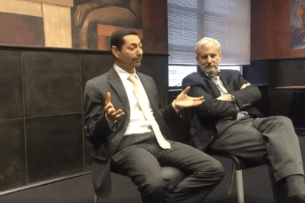 Exclusive Talk with California Supreme Court Justice Mariano-Florentino Cuéllar: Event Recap