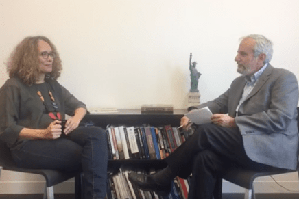 Director Aleinikoff sits down with Bridget Anderson, Professor of Migration, Mobilities and Citizenship at the University of Bristol
