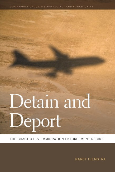 Book Launch – 'Detain and Deport: The Chaotic U.S. Immigration Enforcement Regime' – 10/17