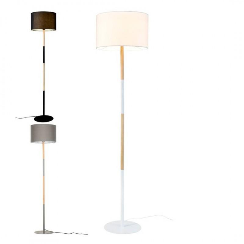 sweden lampadaire en bois blanc
