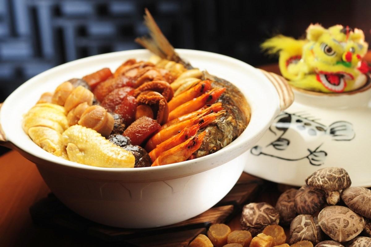 Basin dish - Courtesy of Marco Polo Hongkong Hotel