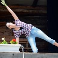 Ida dansar solo