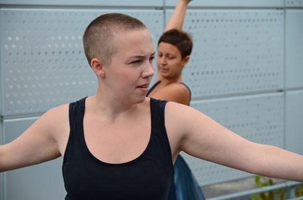Bella och Pia - kreativa dansinspiratörer