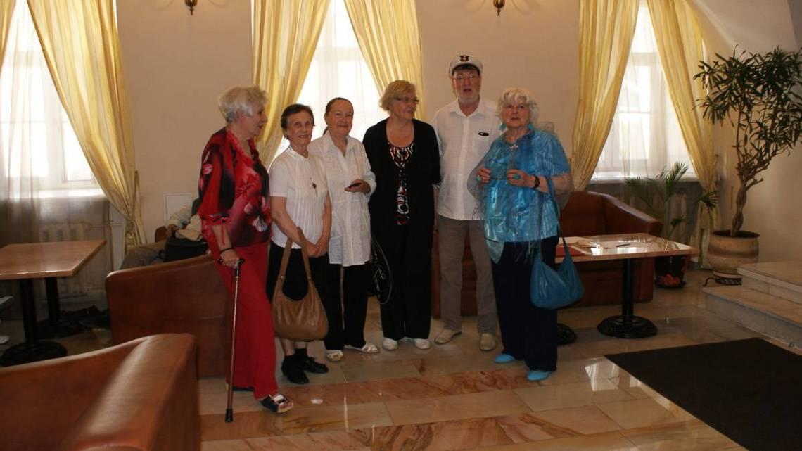 Благотворительная акция «День памяти и скорби» в Союзе театральных деятелей РФ