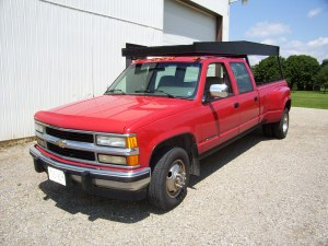 1992 Chevrolet CK 3500 Series  Information and photos