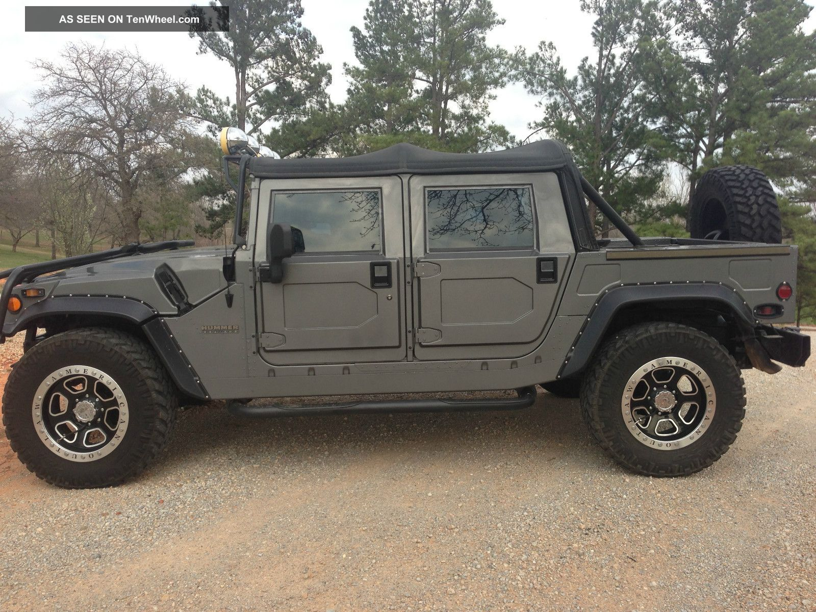 2000 AM General Hummer Information and photos ZombieDrive