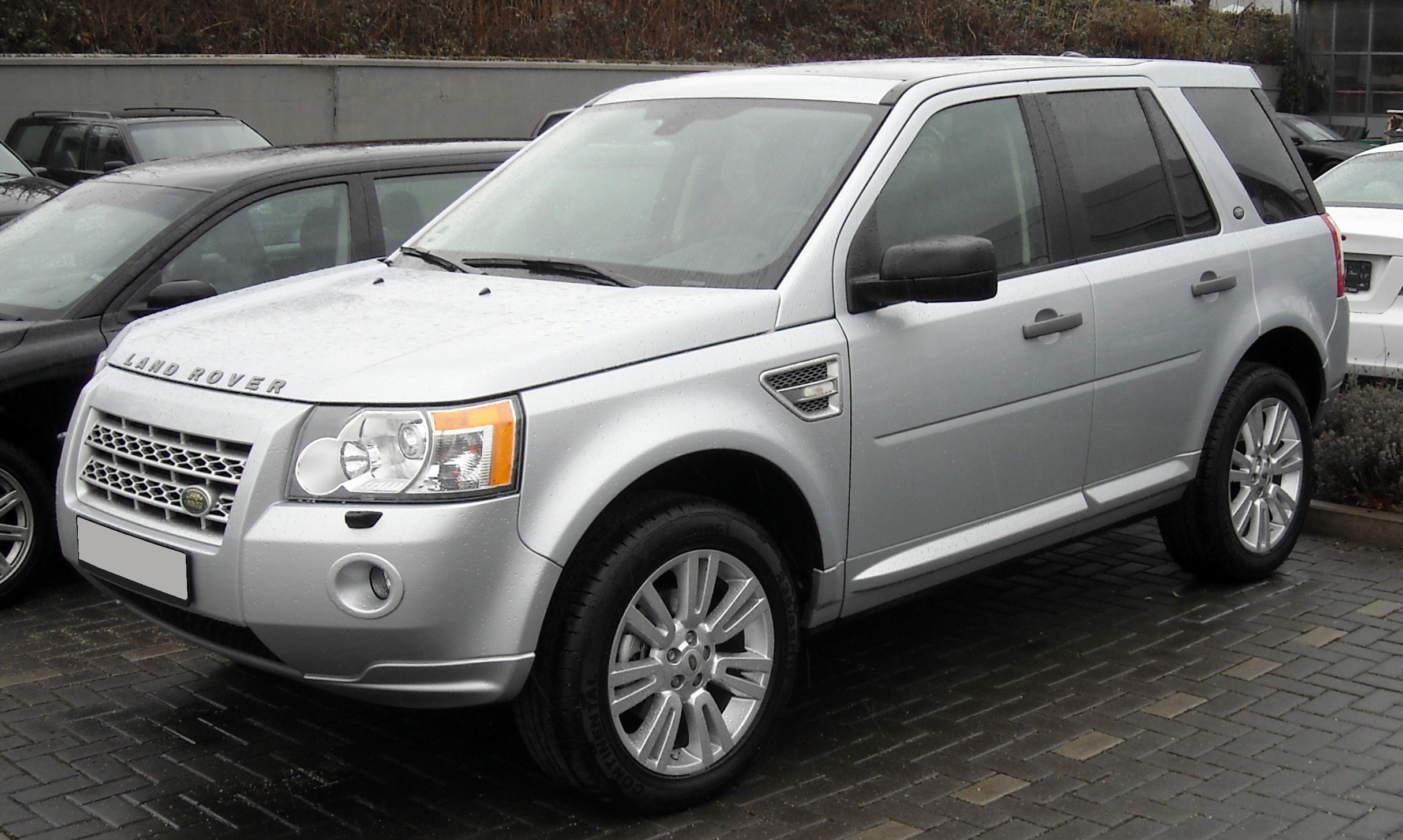 2004 Land Rover Freelander Information and photos ZombieDrive