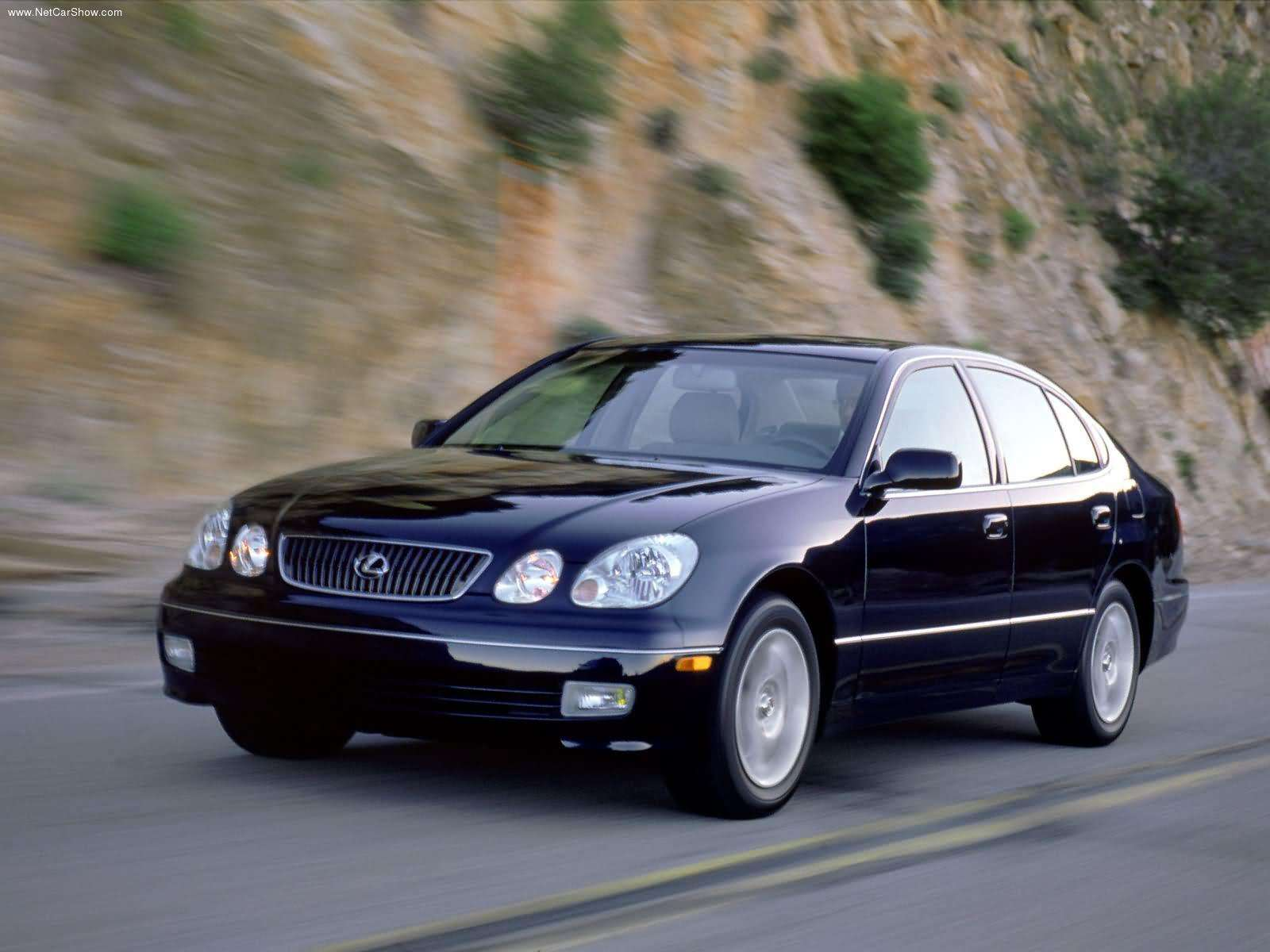 2004 Lexus GS 300 Information and photos ZombieDrive
