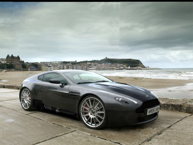 Image result for The V8 Vantage