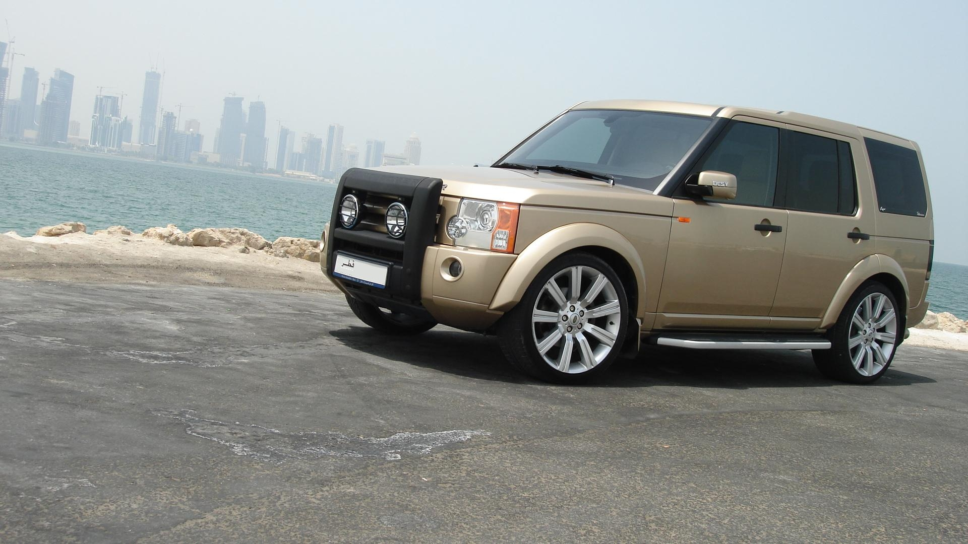 2006 Land Rover LR3 Information and photos ZombieDrive