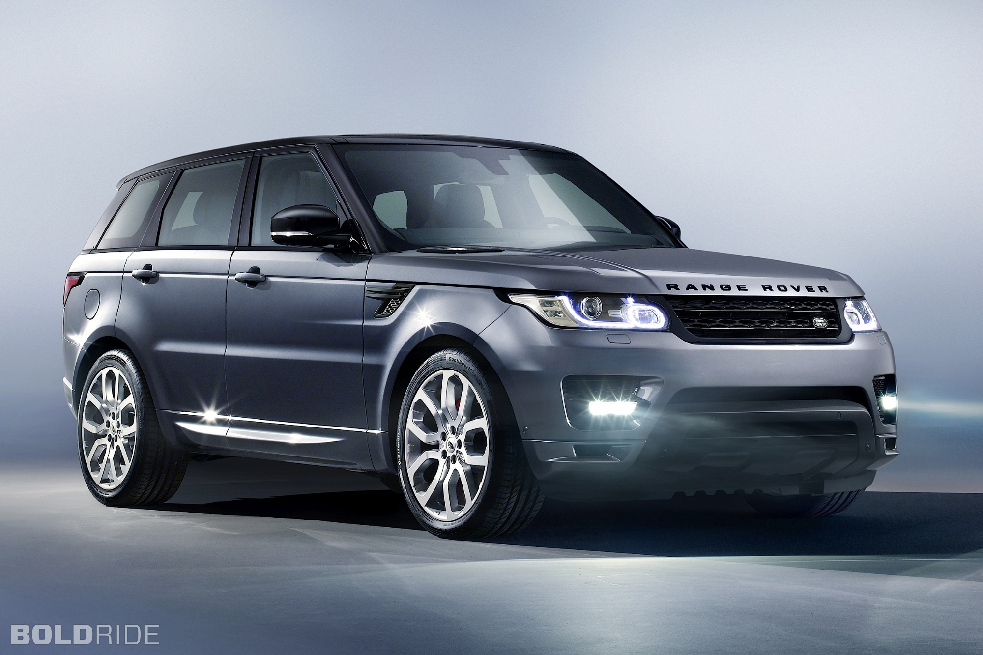 2014 Land Rover Range Rover Sport Information and photos